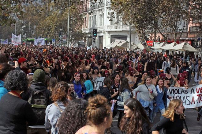 Santiago de Chile, den 5. juni 2018