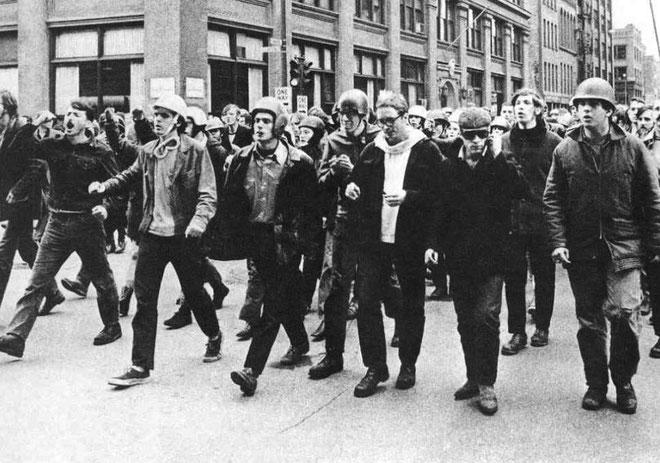 'Vredens dage' - demo d. 8. oktober 1969 i Chicago