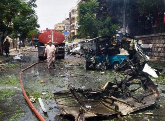 Assad-regimet fortsætter sine bombardementer af beboelseskvarterer i Aleppo