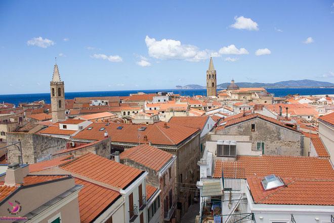 Alghero, Sardinien - Ferienwohnungen mit BestFewo