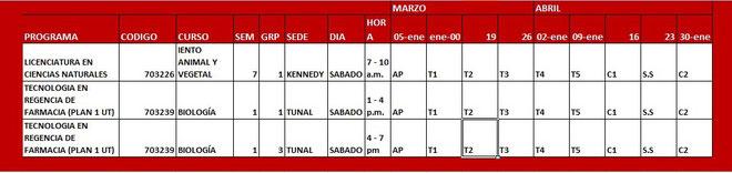 HORARIO2010 B