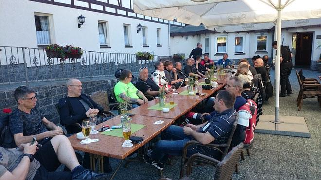 2017 - 6. V4 & Friends Pfingsttreffen in Rechenberg-Bienenmühle - Hotel Lindenhof