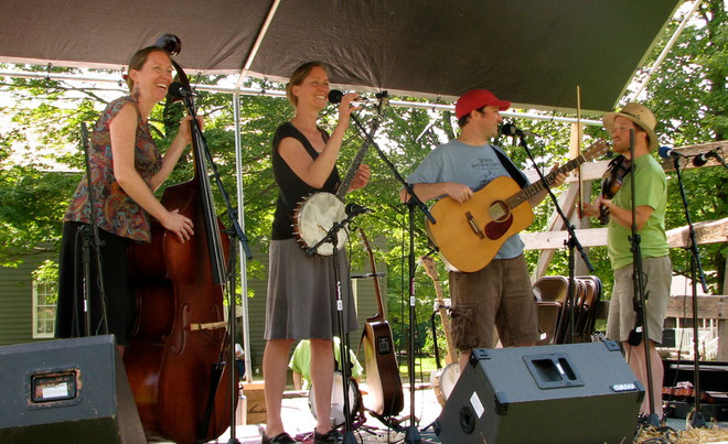 THE WAXWINGS STRING BAND