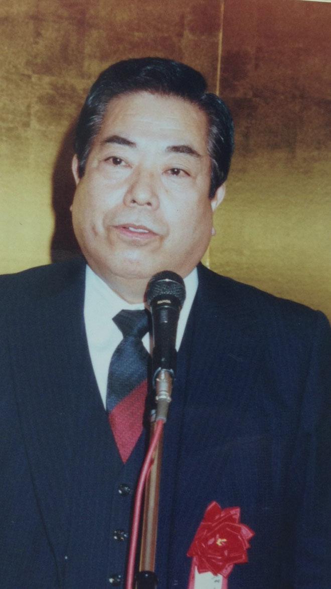 祝辞 社団法人日本鳩レース協会 専務理事 横地光夫