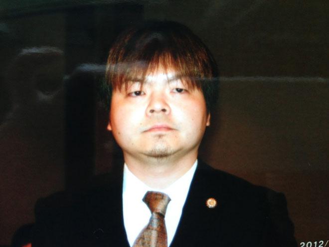 五仁會理事・キック(ボクシング・ムエタイ)のマサこと新免正礼