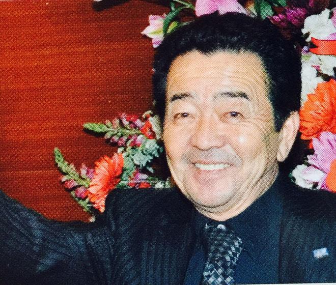 品川会幹事長・神谷中鳩舎