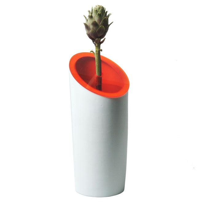 Chantal Bavaud,  Aarau, Schweizer Design,  Product Design, Produkt Design, Keramik, Porzellan, Vase, Blumenvase, Formenfindung, Bernerdesignaward,