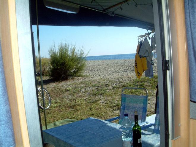 Camping Merendella, Moriani Plage
