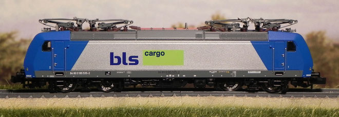 BLS Cargo - Fleischmann