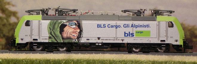 E186 503 - BLS Alpinisti - Arnold - HN2108