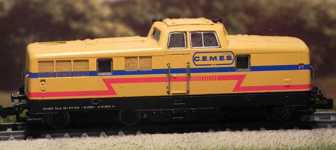 ex V80 C.E.M.E.S. - Ibertren