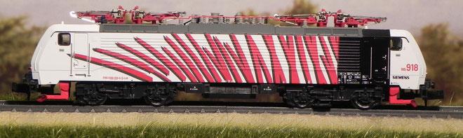 189  918 - RTC Locomotion - Hobby Train - H2913