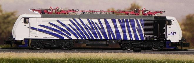 189 917 - RTC Locomotion - Hobby Train - H2911