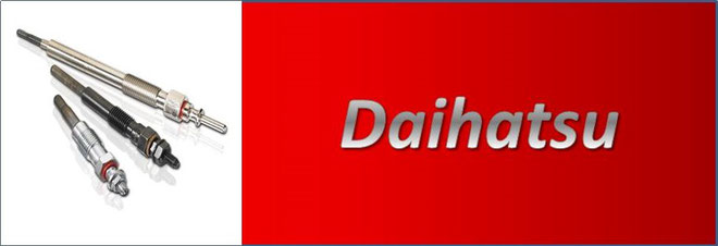 Daihatsu Glow Plugs NZ