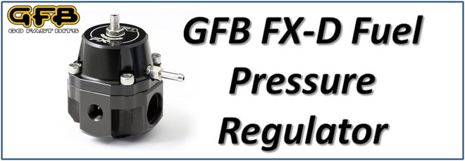 GFB FXD FX-D Fuel Pressure Regulator NZ
