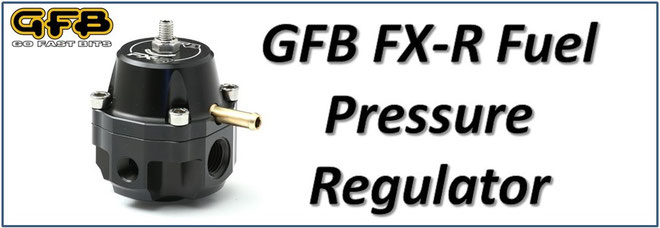 GFB FXR FX-R Fuel Pressure Regulator NZ