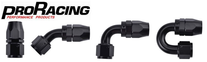 PRO Racing Braided Hose Fittings NZ