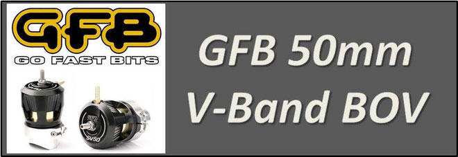 GFB SV50 NZ - GFB 50mm V-Band BOV NZ