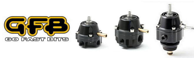 GFB Fuel Pressure Reg NZ XR6 XR6T
