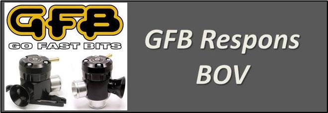 GFB Respons BOV's / GFB Diverter Valves NZ