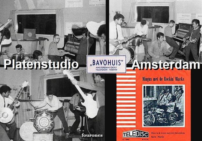 Studio Bavohuis Amsterdam