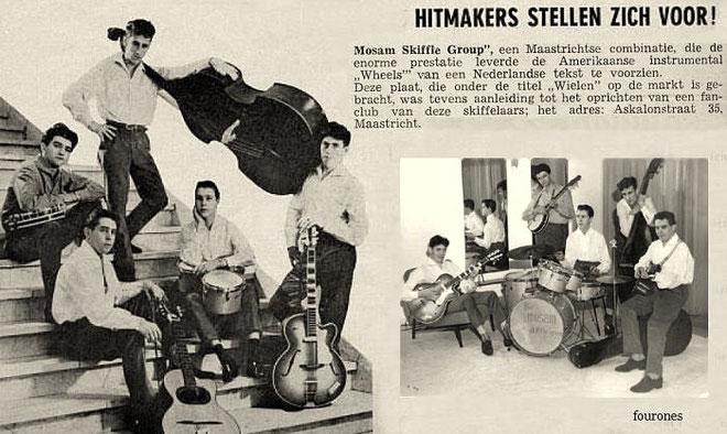 Muziek Parade - Juni 1961