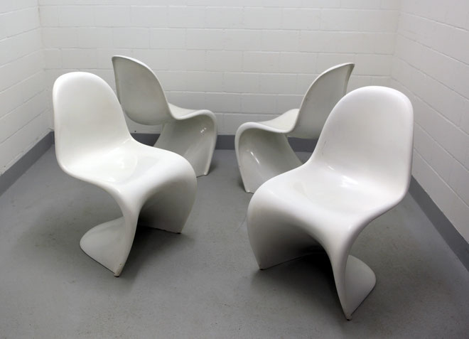 first series verner panton chairs baydur