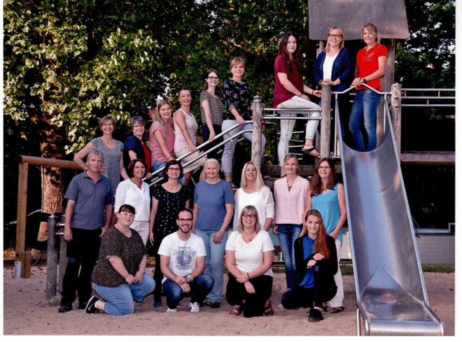 Kollegium 2018/2019 (c) Fotostudio Behrens