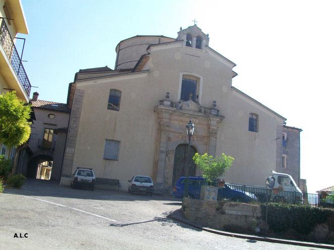 Chiesa del Ritiro