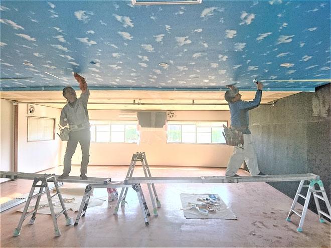 岐阜県岐阜市 障がい者放課後デイサービスの新店舗の激安リフォーム