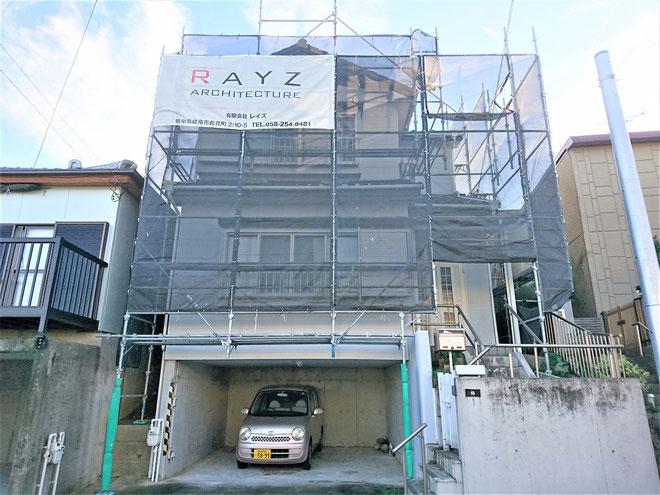 愛知県小牧市 激安、外壁工事