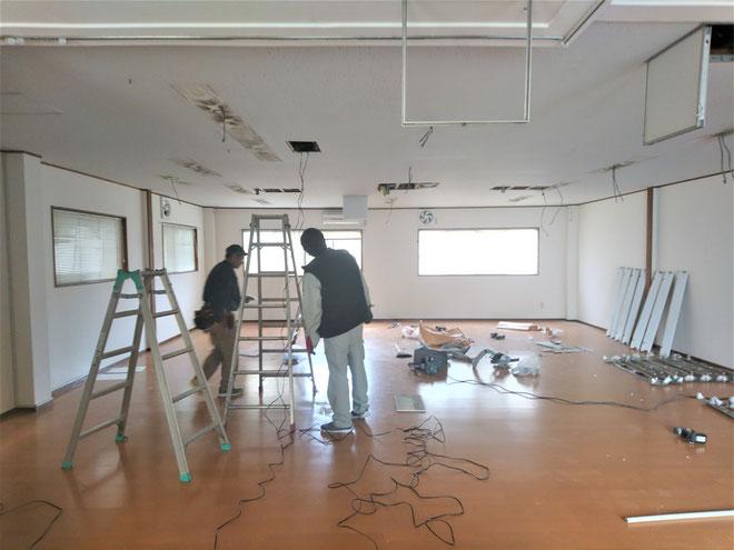 岐阜県岐阜市 障がい者放課後デイサービスの激安リフォーム工事