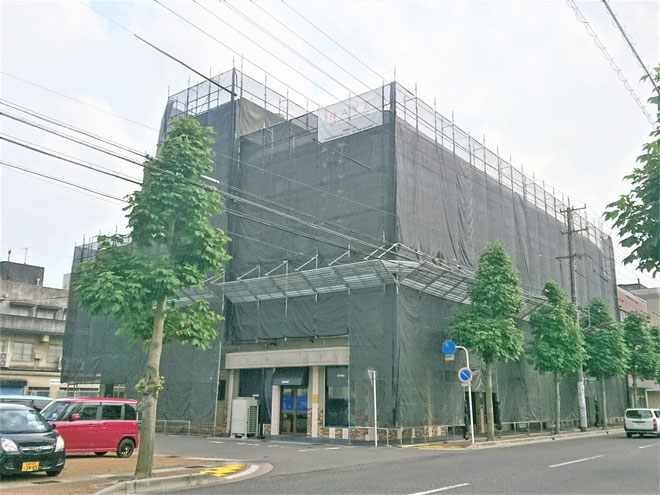 岐阜県岐阜市 外壁塗装工事