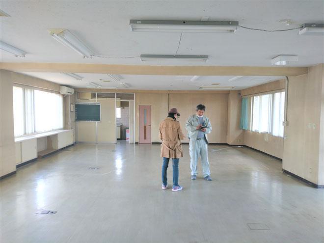 岐阜県本巣市 美容室の新店舗の激安内装・リフォーム