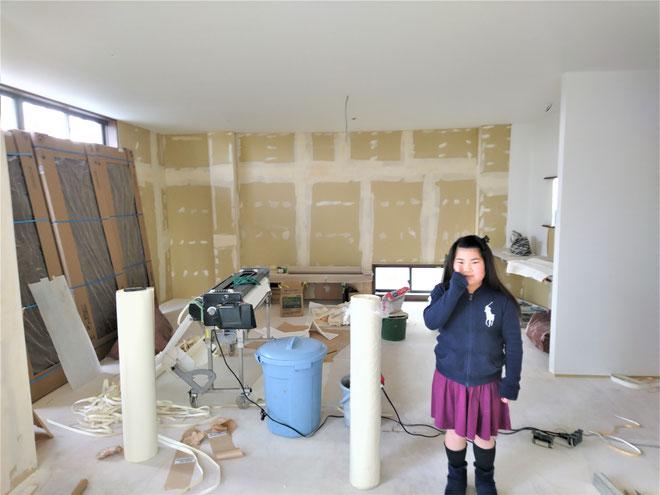 愛知県愛西市 住宅のリノベ-ション工事