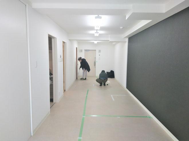 愛知県名古屋市 まつげエクステの激安新規開業店舗工事