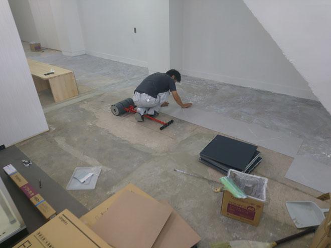 岐阜県岐阜市 新規開業店舗の激安内装工事