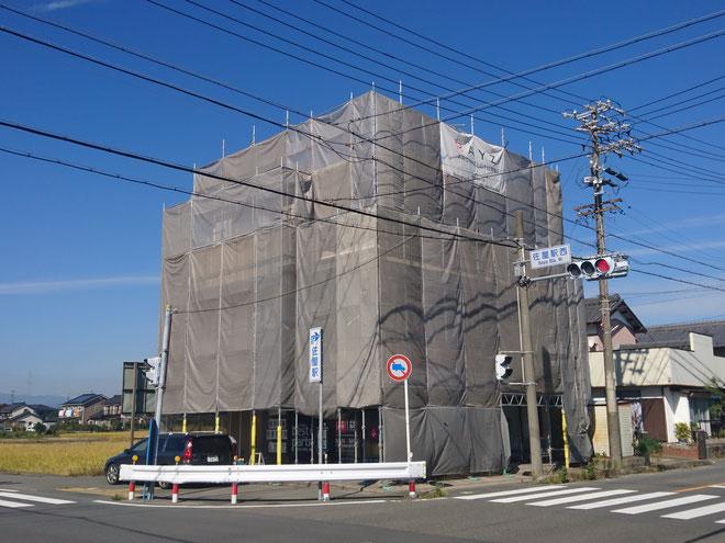 愛知県愛西市 激安 外壁塗装工事