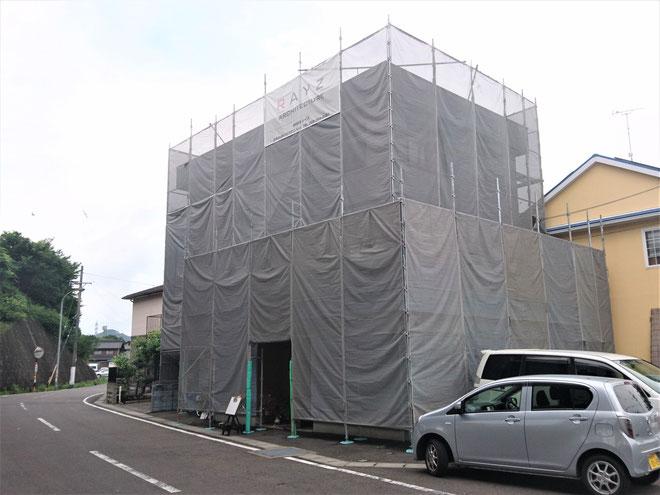 激安 外壁塗装 岐阜