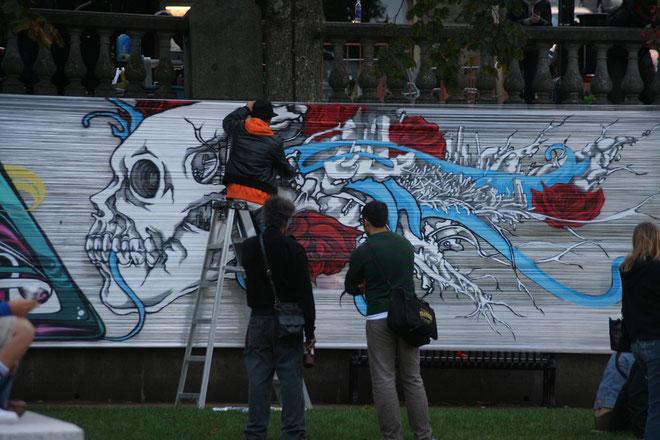 GRAFFITI - WETTBEWERB