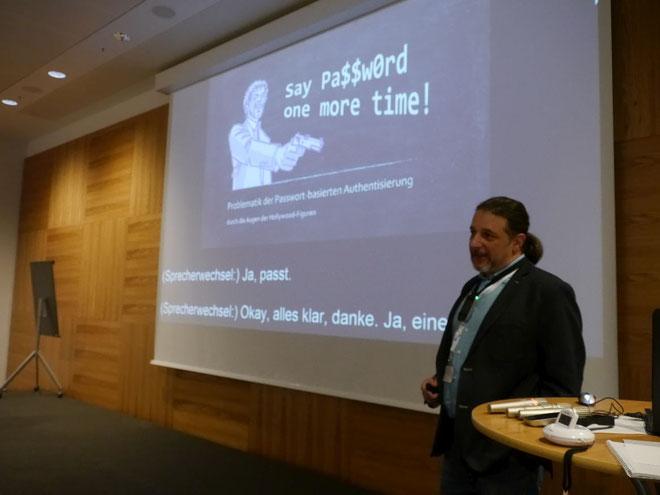 DeafIT Konferenz 2018: Roman Kuznetsov