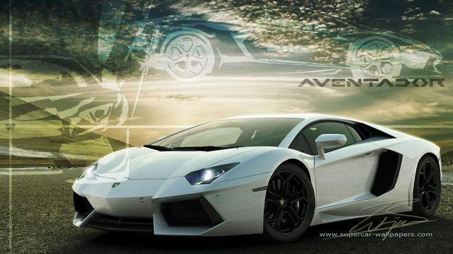 LAMBORGHINI GRIP: Auf der Rennstrecke Homestead Speedway im US-Bundesstaat Florida präsentiert Lamborghini seine neueste Waffe: das 700-PS-Monster Aventador Roadster.