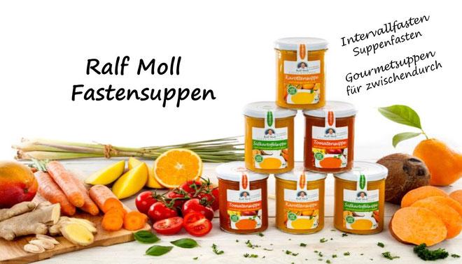 online-Fasten mit Ralf Moll Fastensuppen