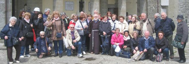 Assisi-La Verna 2013