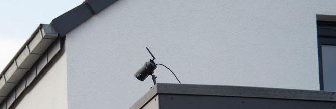 Neu: Somfy Visidom IP-/ WiFi-Kamera Außenkamera OC 100 2401188. Die Somfy Visidom-App ist gratis für Android und Apple erhältlich.