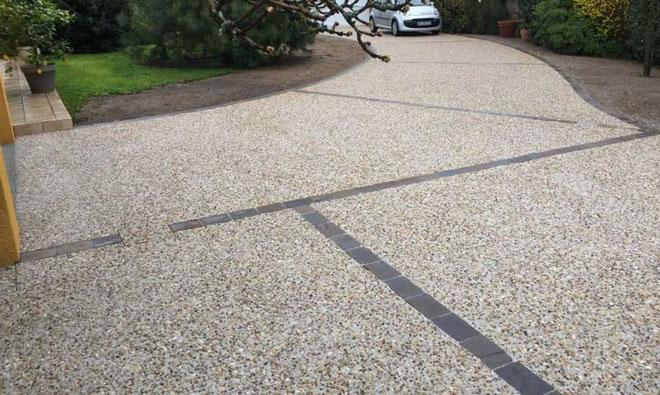 hormigon desactivado para patio