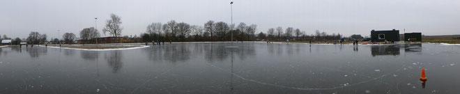 Het nieuwe ijsbaan complex