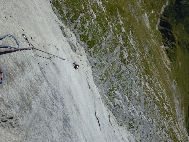 Wendenstöcke, klettern Sternschnuppe, Wenden