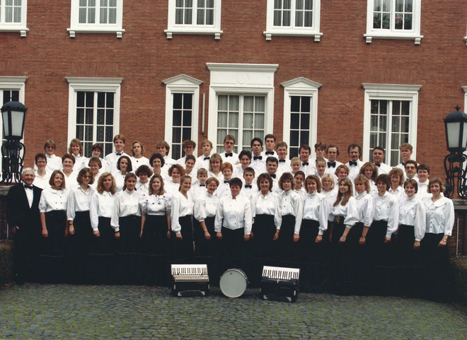 Gesamtorchester 30. September 1990