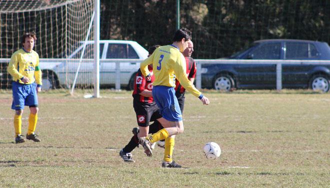 buteurs : Pierrot (1-0); Romain (2-0); Pierrot (3-0); Max (4-0); Nico (5-0); Yaya (6-0); Nono (7-0)